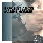 bracelet ancre marine homme (2)