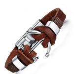 Bracelet-d-ancre-en-acier-inoxydable-en-alliage-de-Style-Pirate-sans-fin-pour-hommes-Bracelet