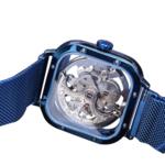 3_Forsining-bleu-montres-pour-hommes-automatique-m-canique-mode-robe-carr-squelette-montre-bracelet-mince-maille