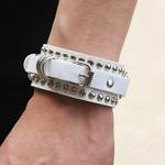 Nouveau-Mode-Casual-Gothique-Punk-Style-Rivet-Boucle-Ceinture-Pu-Bracelets-En-Cuir-Bracelets-Pour-Les