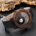 Unique-boussole-tourne-disque-num-ro-Design-hommes-montre-en-bois-hommes-marron-bois-bande-en