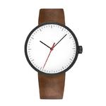 Nouveau-Yazole-522-hommes-Montre-tanche-Sport-Montre-hommes-Quartz-horloge-bracelet-en-cuir-synth-tique