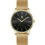Gold Black_woor-hommes-simple-mince-quartz-montre_variants-0