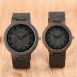 Couple-montres-pour-amoureux-de-luxe-la-main-b-ne-en-bois-Quartz-montre-Nature-bambou