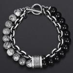Unique-Carte-Naturelle-bracelet-perles-bracelets-en-acier-inoxydable-de-Pierre-Hommes-livraison-directe-bijoux-pour