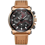 Leather brown black_eloje-montre-a-quartz-pour-hommes-mode_variants-1