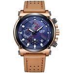 Leather gold blue_eloje-montre-a-quartz-pour-hommes-mode_variants-2