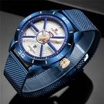 NAVIFORCE-montres-homme-Top-Marque-montre-de-sport-de-luxe-Maille-En-Acier-Date-Semaine-tanche