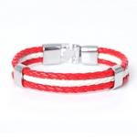 Canada Flag_bracelet-en-cuir-avec-identification-ave_variants-4