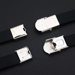 Bracelet-en-Silicone-pour-hommes-la-mode-pour-manchettes-en-acier-inoxydable-noir-offre-sp-ciale