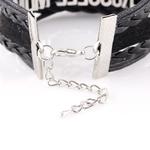Peu-MingLou-Infinity-Amour-D-espoir-de-Sensibilisation-L-autisme-Bracelet-Strass-Puzzle-Pi-ce-Charme