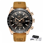 L Brown Gold Black B_benyar-montre-etanche-de-marque-pour-h_variants-9