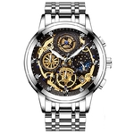 Silver black_montre-de-sport-pour-hommes-en-acier-in_variants-1