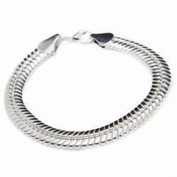 Bracelet-argent-homme