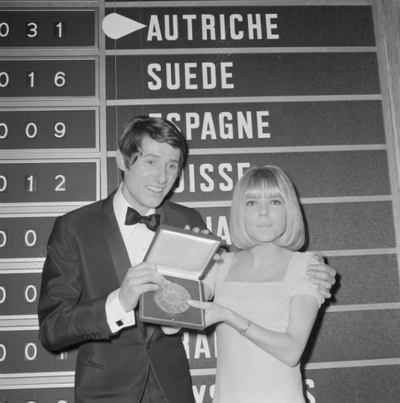 Eurovision-1966-France-Gall