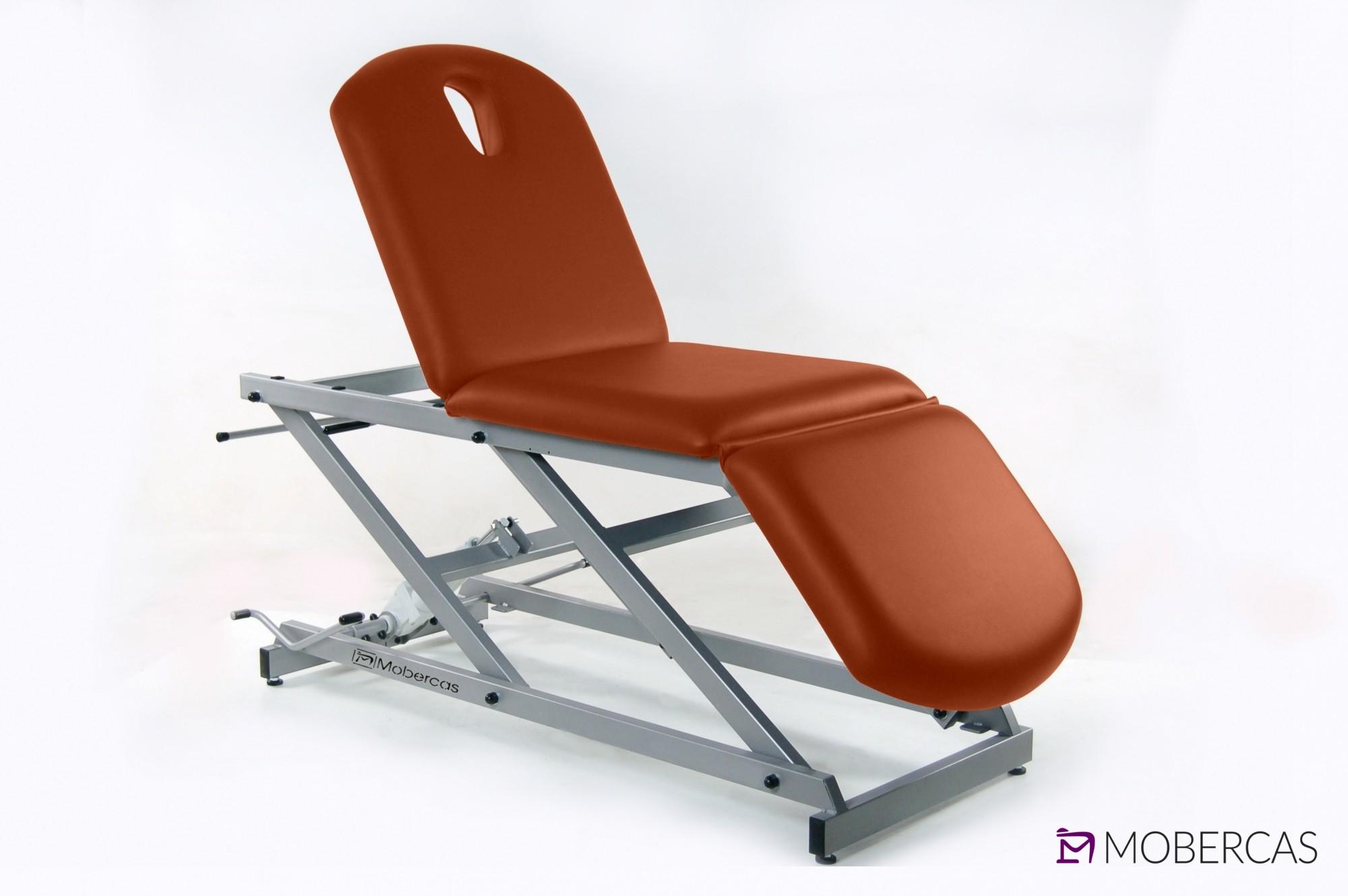 Table de massage - d\'examen hydraulique CH-2137