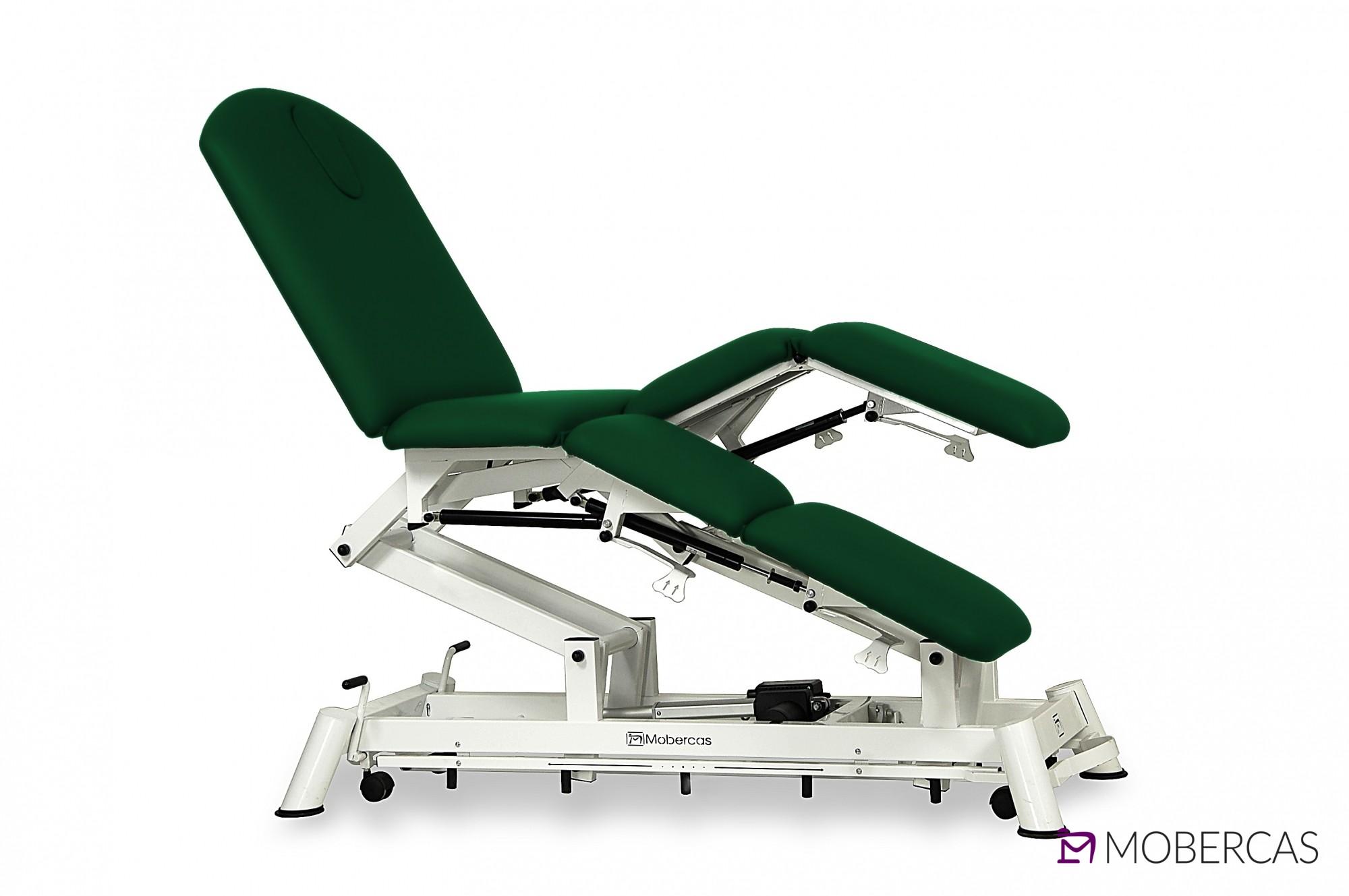 Table de massage de pouliethérapie électrique CE-2165-R
