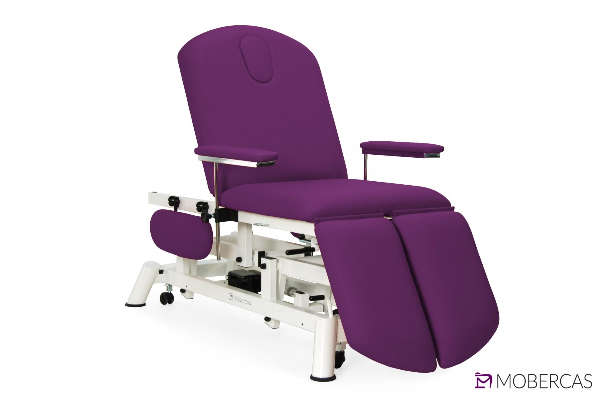 Table de massage électrique multiplans CE-2135-2BPR