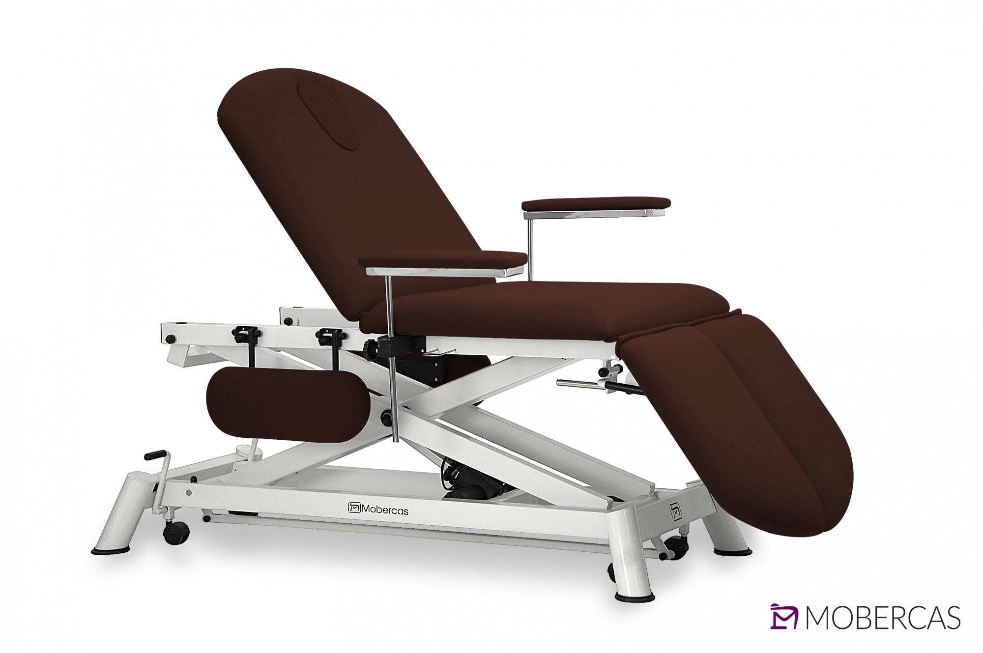 Table de massage électrique multiplans CE-0135-2BPR