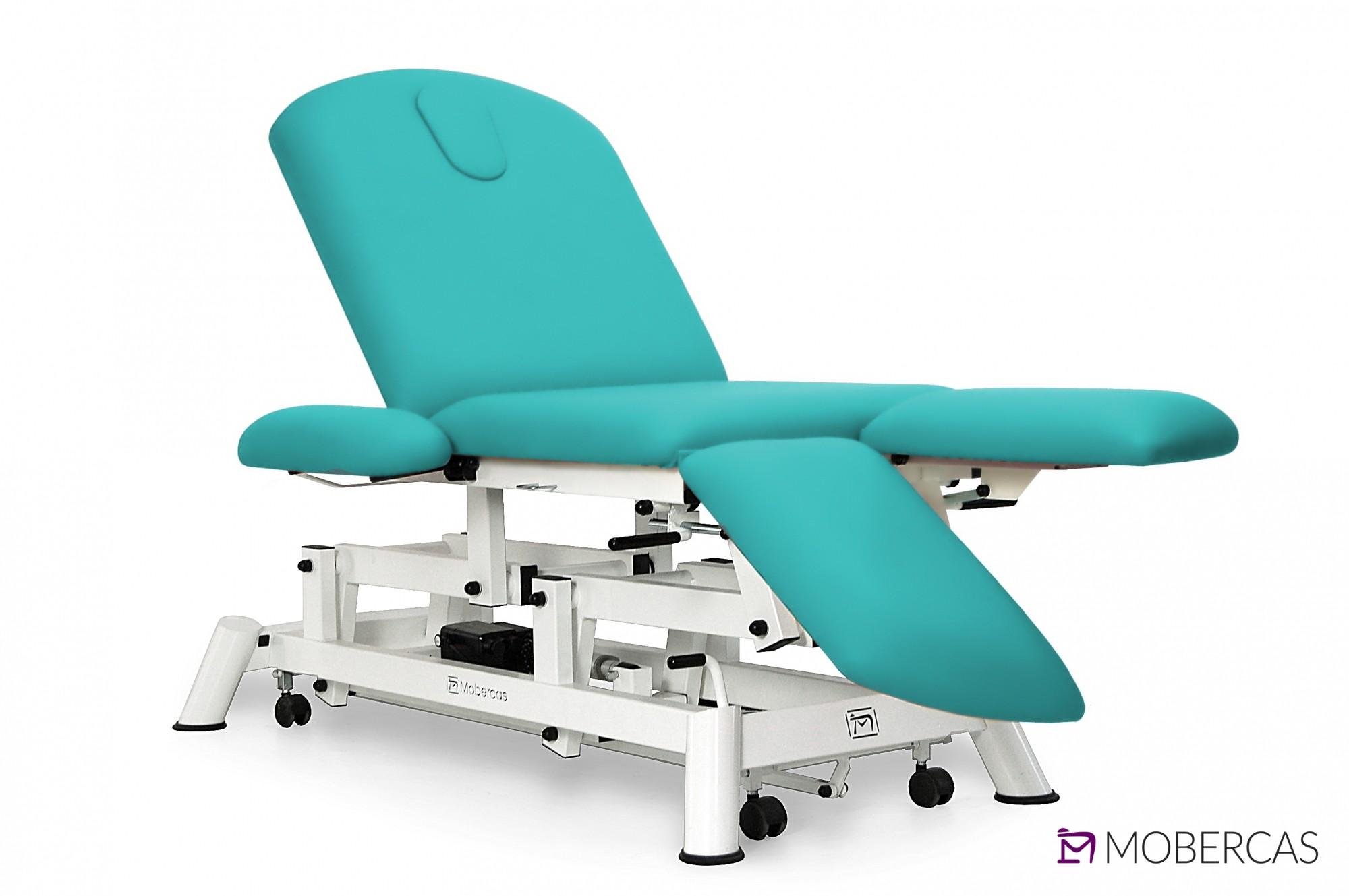 Table de massage électrique multiplans CE-2135-BPR