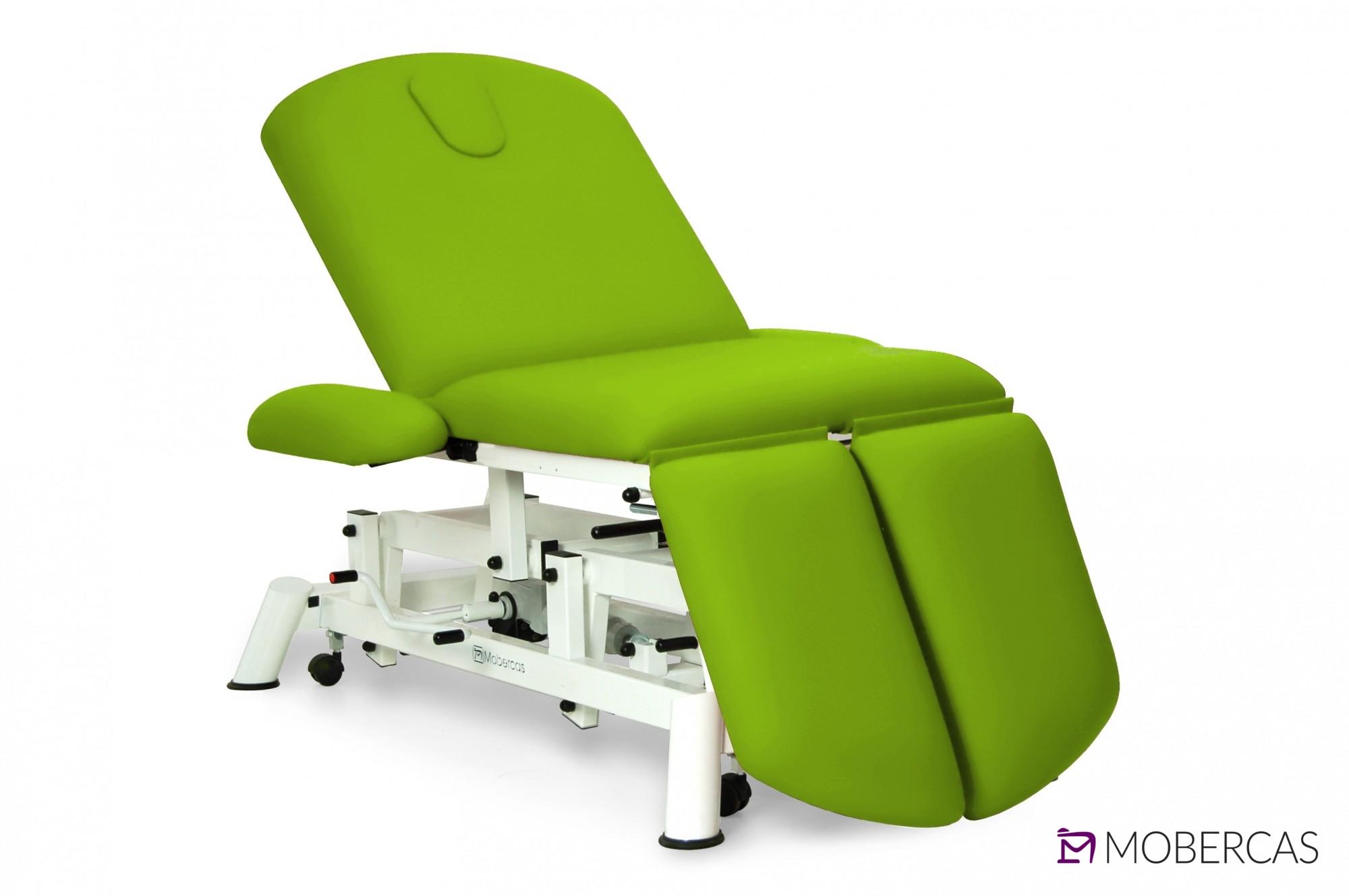 Table de massage hydraulique multiplans CH-2135-BPR