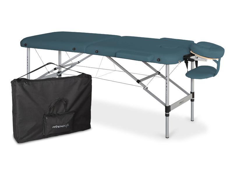 Table de massage portable pliante alu - VERONA.