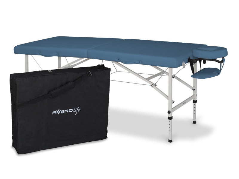 Table de massage portable pliante alu - TORINA.