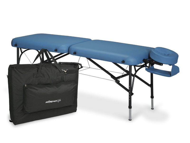 Table de massage portable pliante  ALU - LUNA