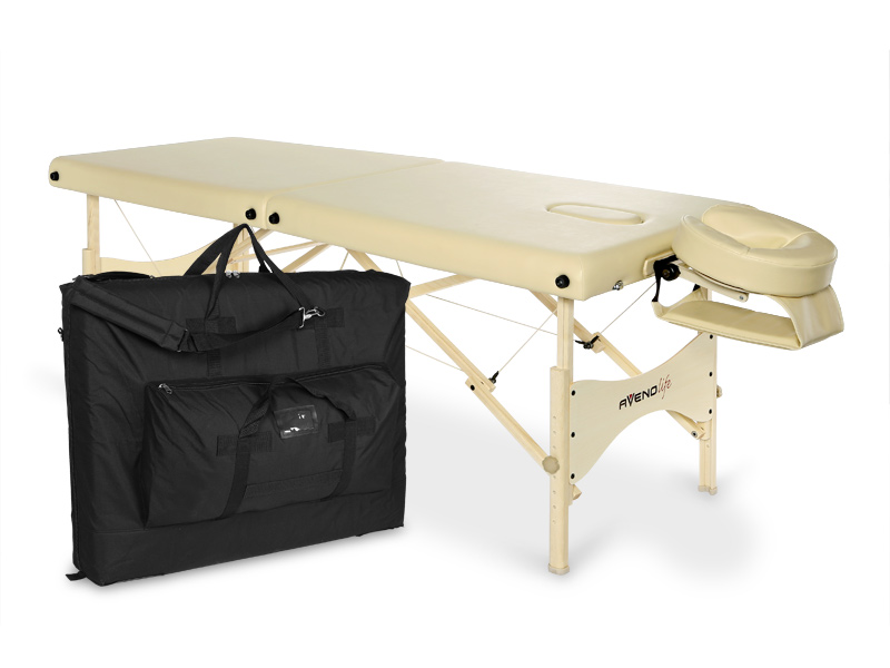 Table de massage pliante portable - eSpirit