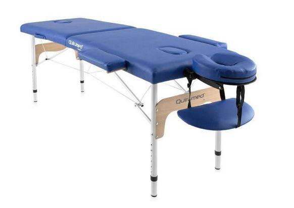 Table de massage portable pliante Alu - TPA - 180.60