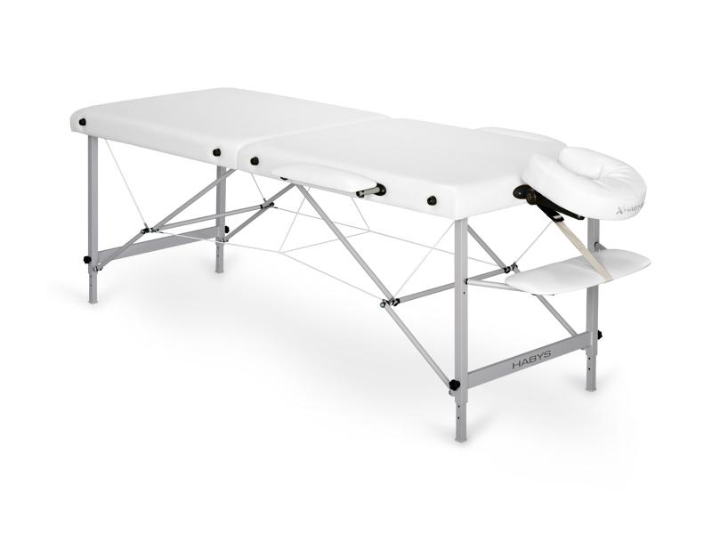 Table de massage aluminium portable pliante PANDA Al