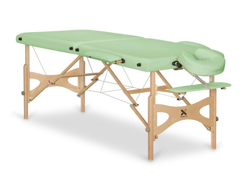 Table de massage en bois portable - pliante PANDA
