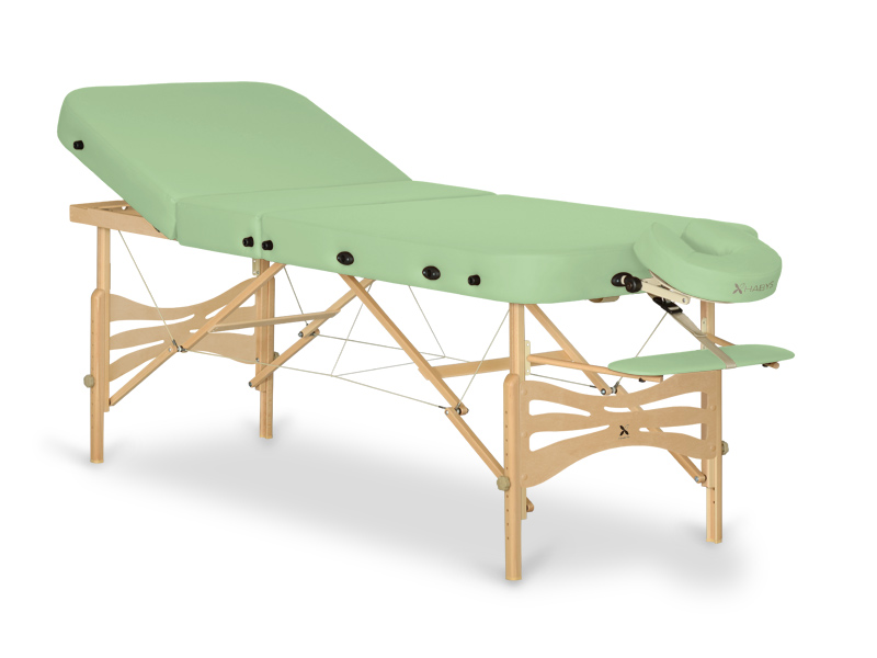 Table de massage en bois portable - pliante GALLO +