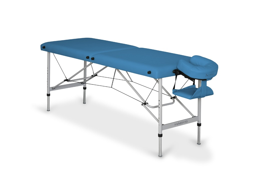 Table de massage portable - pliante ALU - ALLANO