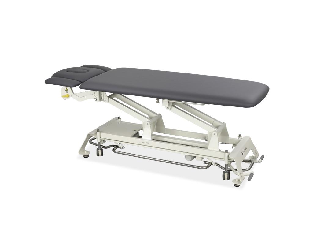 table de massage - d\'examen électrique trapézoïdale