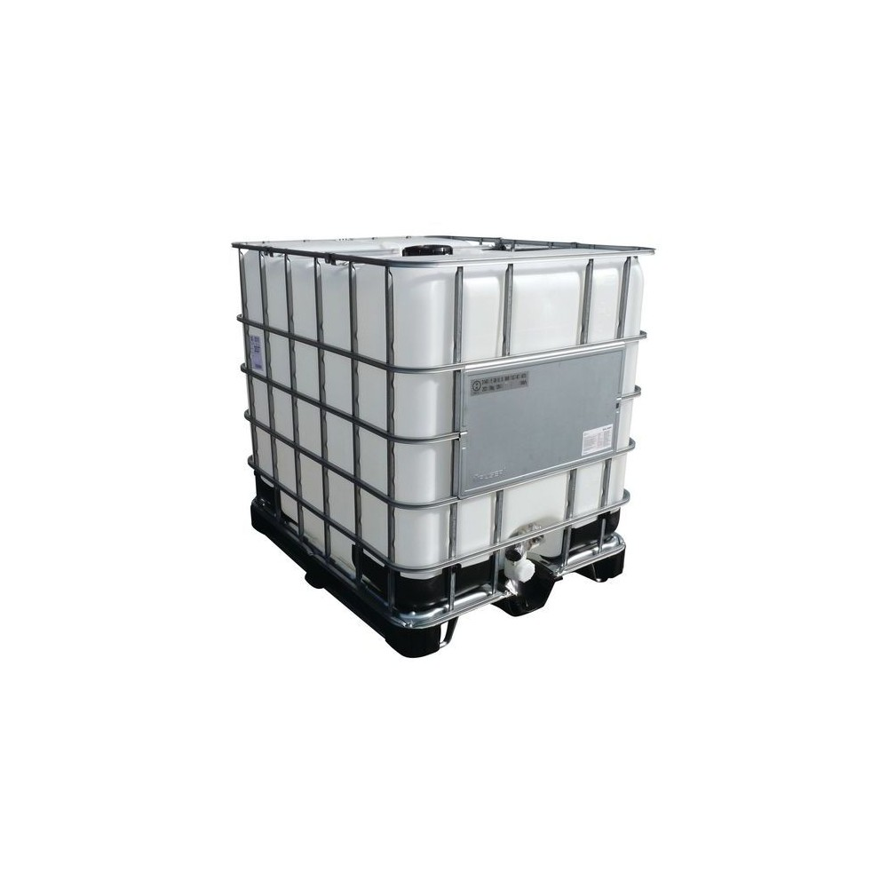 CUVE IBC 1000 litres Gel Hydroalcoolique - simple