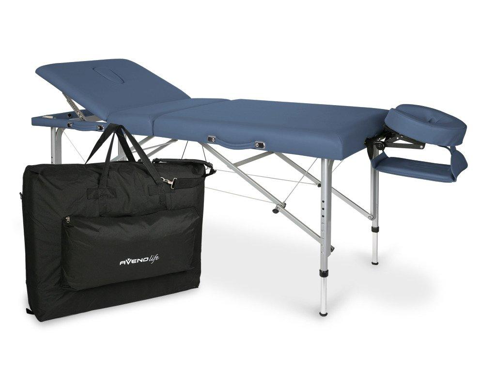 Table de massage portable pliante alu- VESTA.