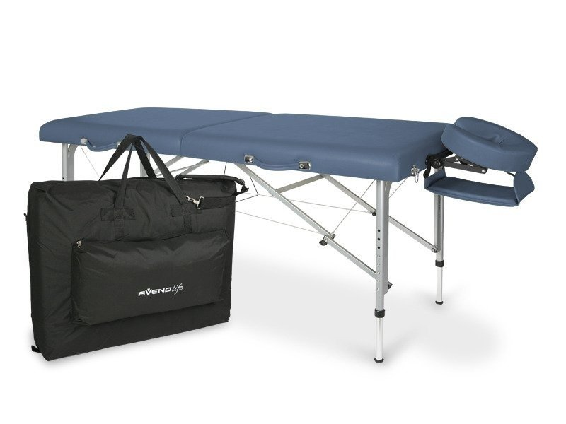Table de massage portable pliante alu - ALTUS