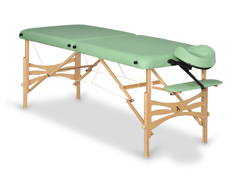 Table de massage en bois portable - pliante PANDA