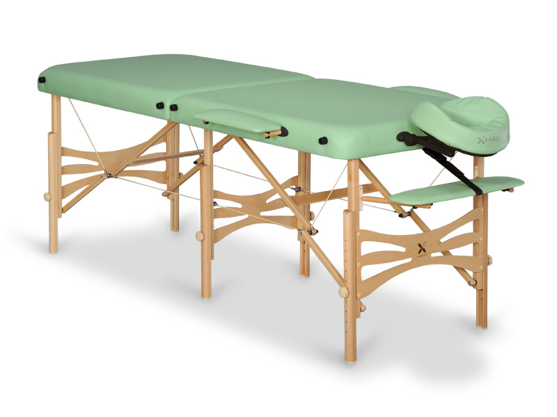 Table de massage en bois - Largeur 70 cm