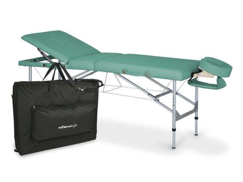 Table de massage portable pliante alu- VESTA.