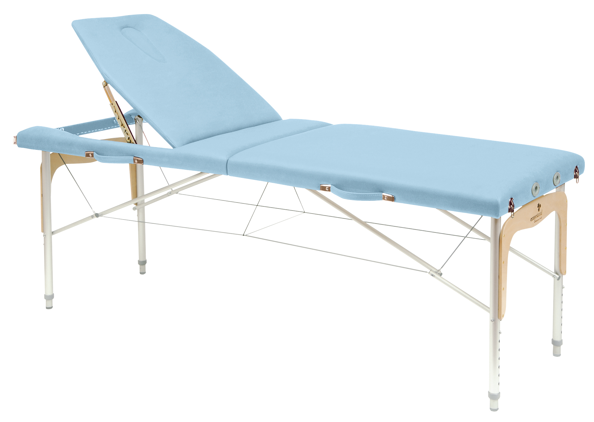 C3314 table de massage portable en aluminium