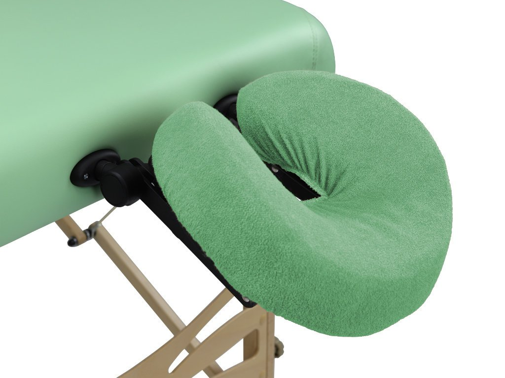 housse de protection vert têtière chaise de massage ou table portable tablelya-275_1