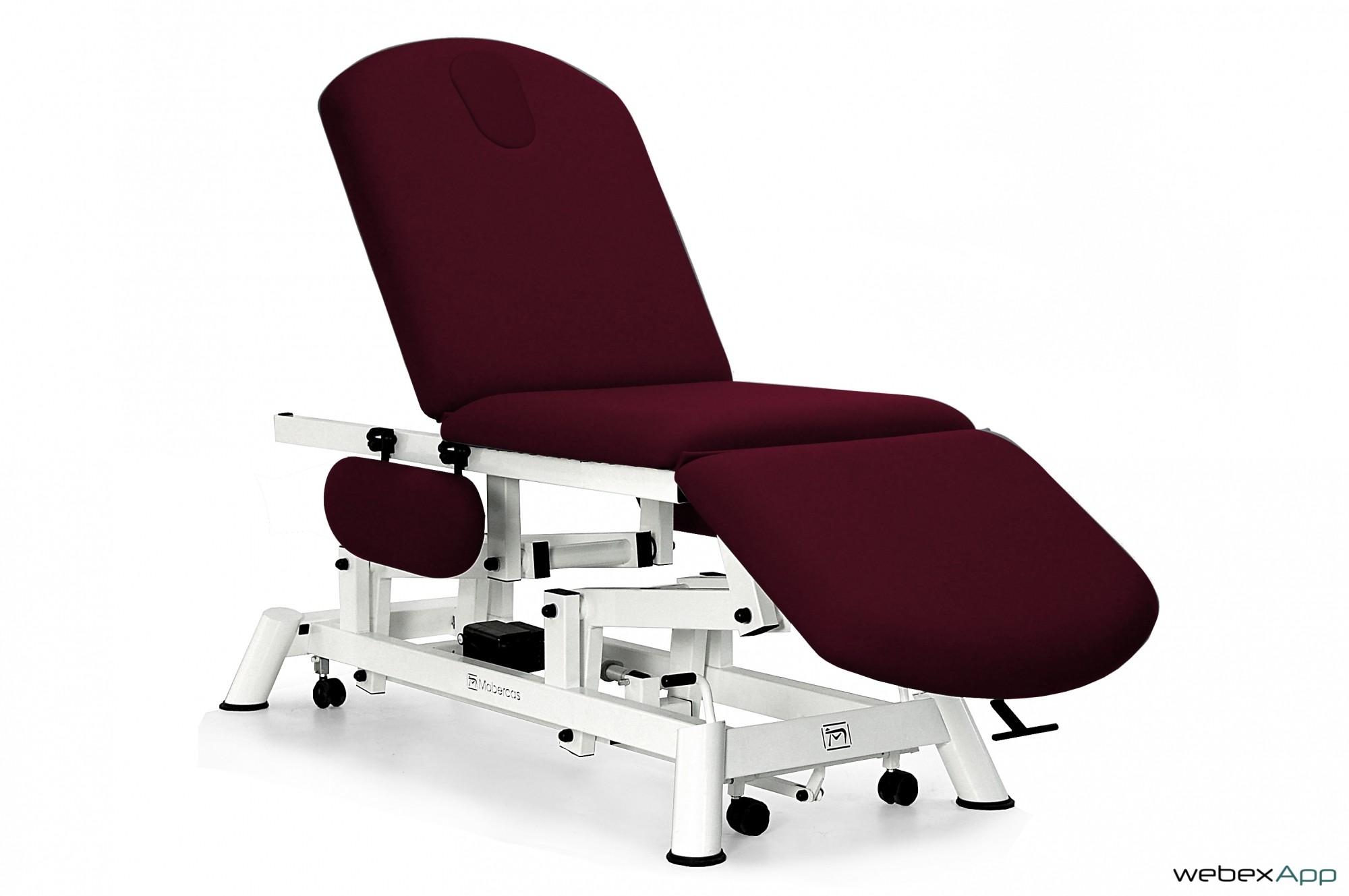 Table de massage - d\'examen électrique CE-2135-BR