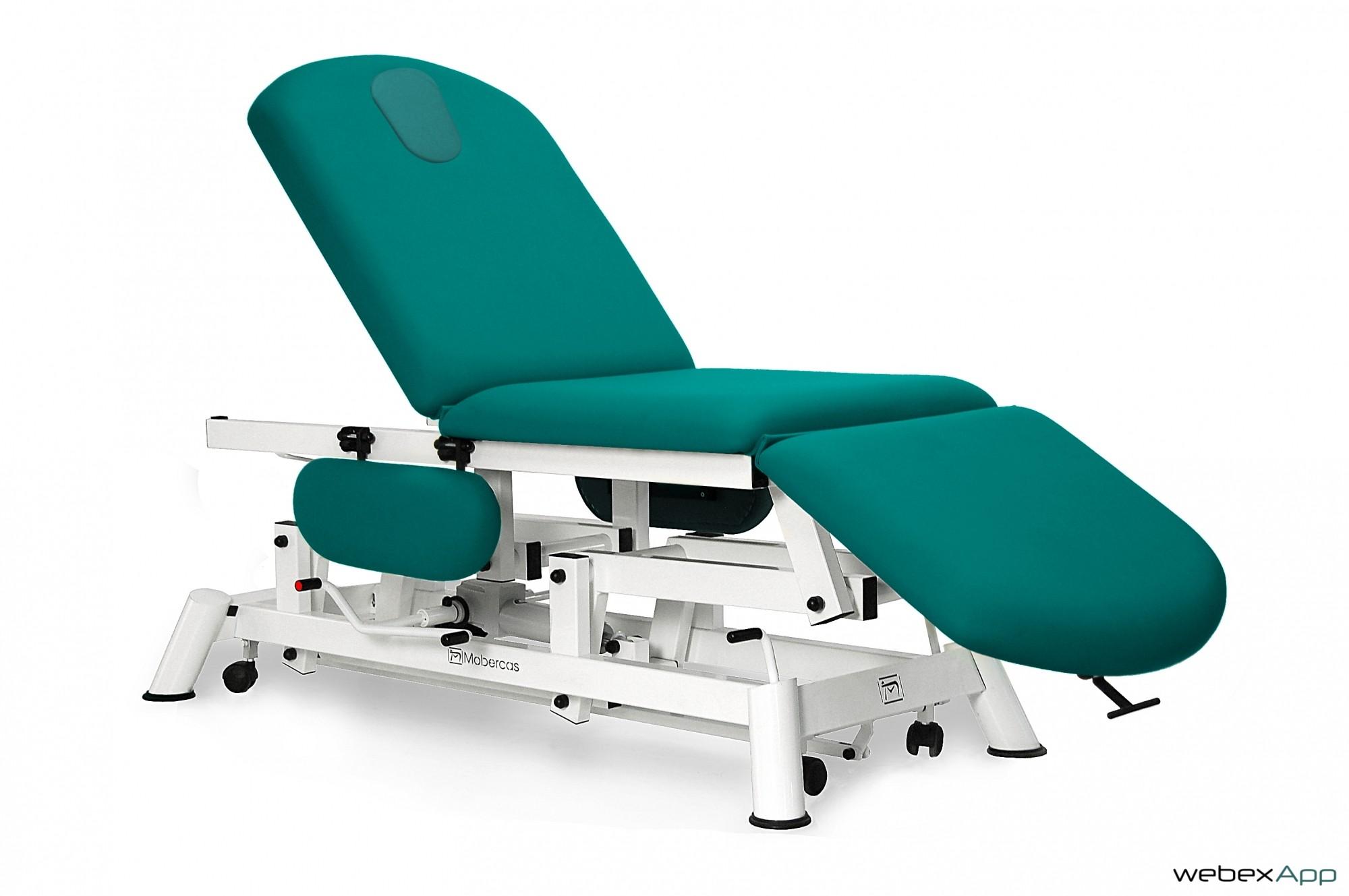 Table de massage - d\'examen hydraulique CH-2135-BR