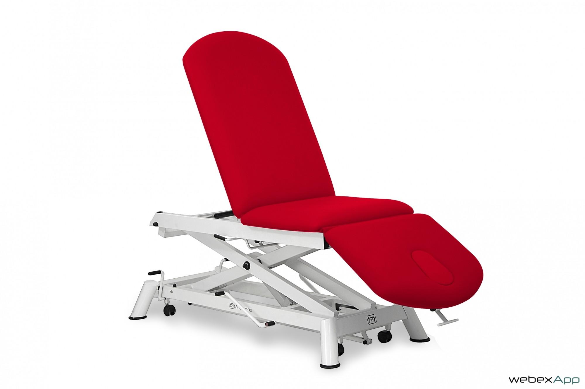 Table de massage - d\'examen hydraulique CH-0130-ARPC