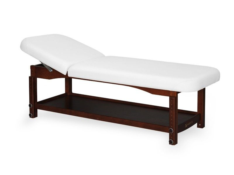 Table de massage fixe NOVA Acajou