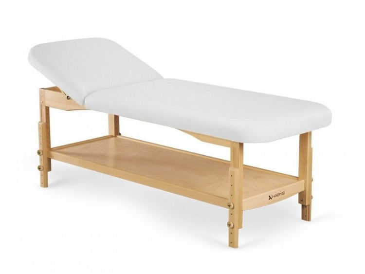 Table de massage fixe Bois NOVA Naturelle