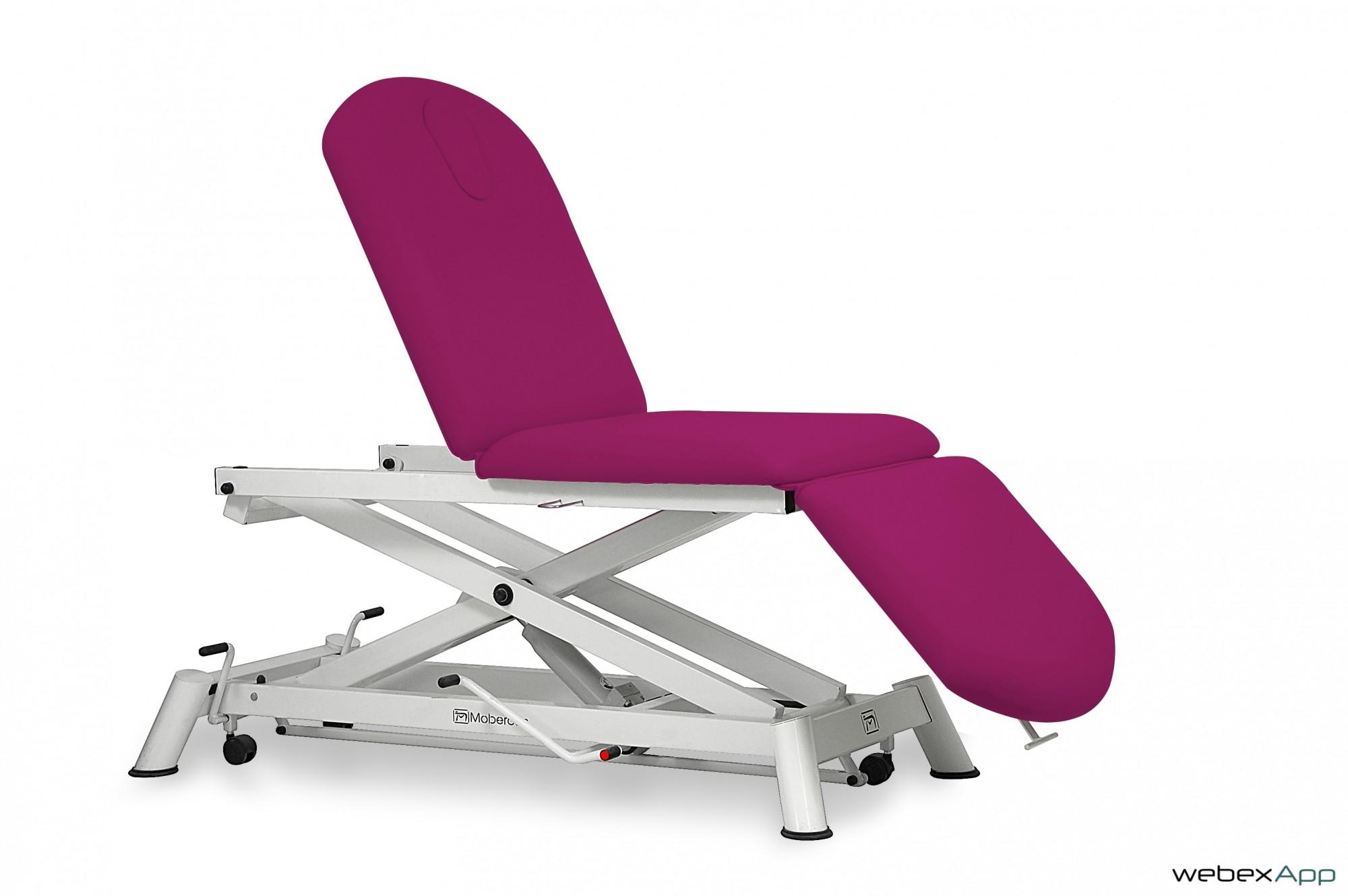 Table de massage - d\'examen hydraulique CH-0135-R
