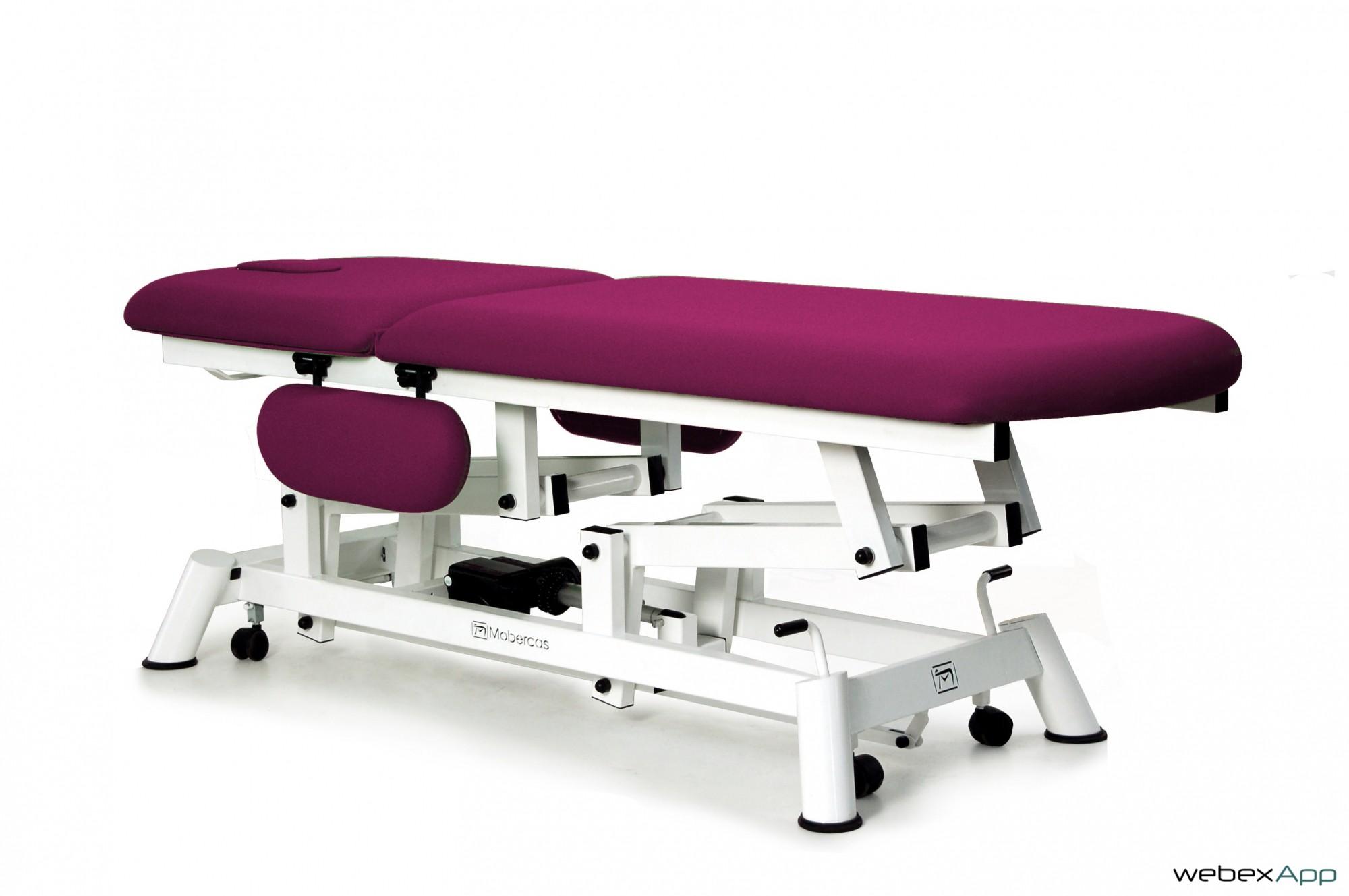 Table de massage - d\'examen électrique CE-2120-BR